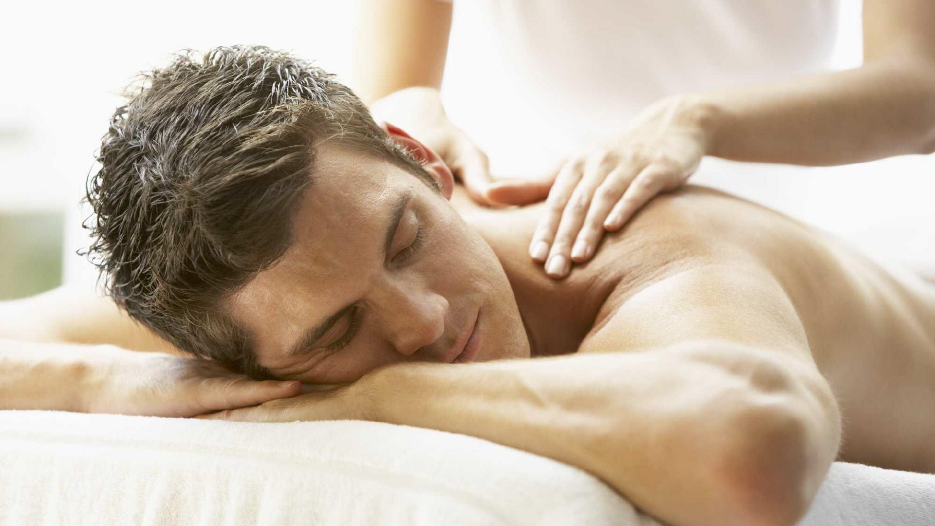 Massage Für Mann